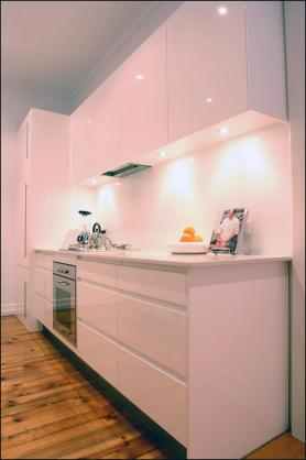 Kitchen Cabinet Design Ideas by Enigma Interiors