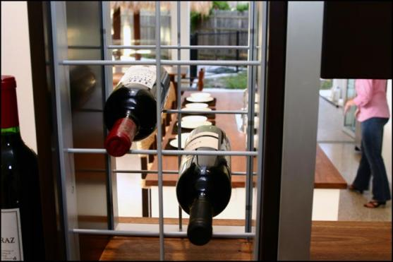 Wine Rack Ideas by Enigma Interiors