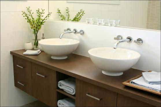 Bathroom Basin Ideas by Enigma Interiors