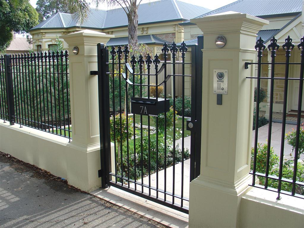Gates Inspiration Hindmarsh Fencing Amp Wrought Iron