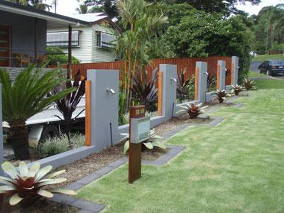 Miles of landscaping pty ltd earlville queensland for Qld garden design ideas