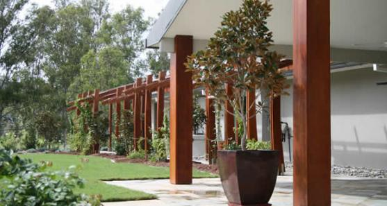 Pergola Ideas by ROOM Landscape Design and Construction
