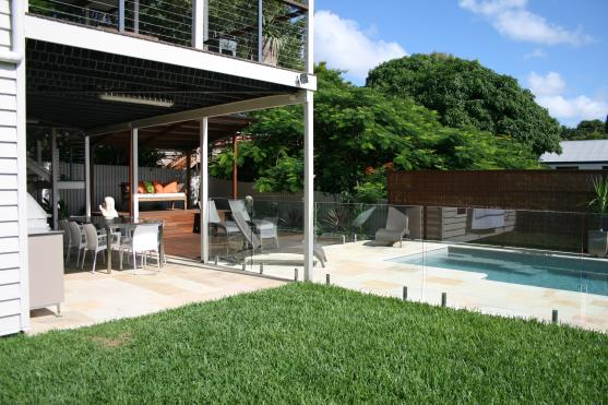 Get inspired by photos of outdoor living from australian for Landscape design and construction adelaide