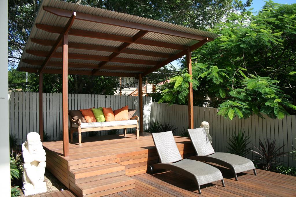 Outdoor living inspiration room landscape design and for Landscape design and construction adelaide