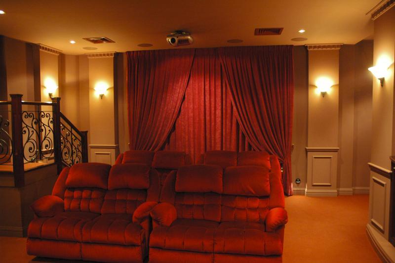 Private Home Cinema, South Yarra