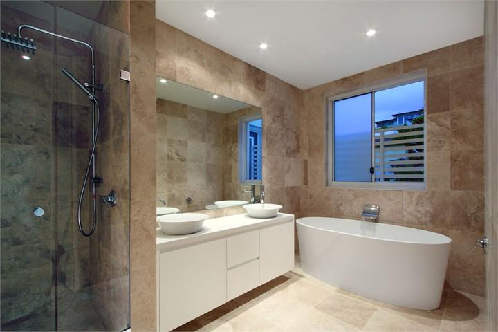 Bathrooms inspiration s j steele painting services for Ctm bathroom designs