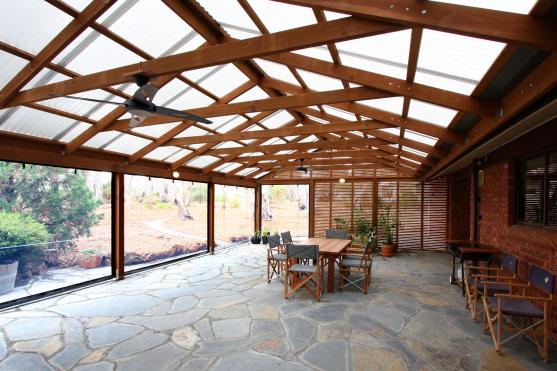 Patio Ideas by Softwoods