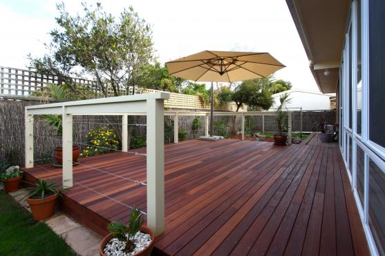 Decks by Softwoods
