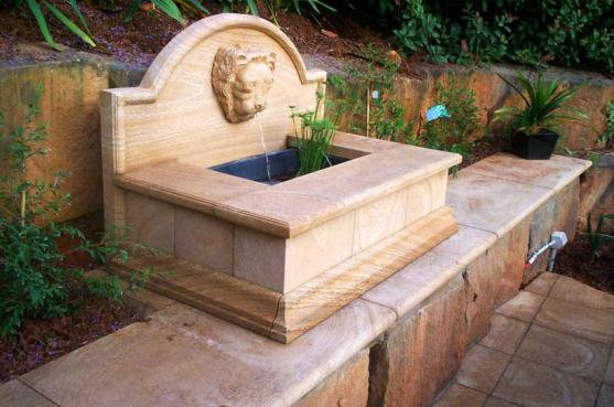 Water Feature Ideas by DJ & SC Gill Stone Masonry