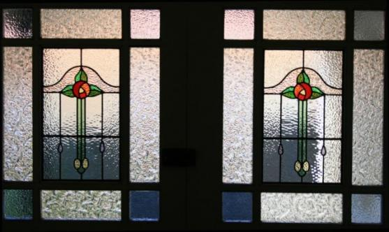 Window Styles by Wesley Vine Glass Craftsman