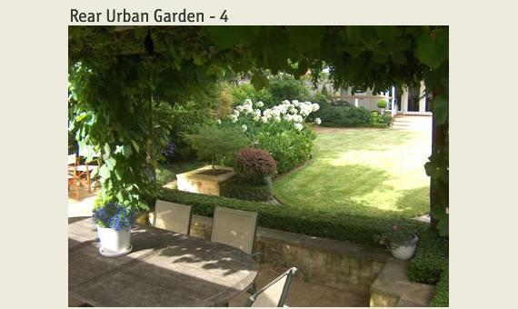 Rear Urban Garden