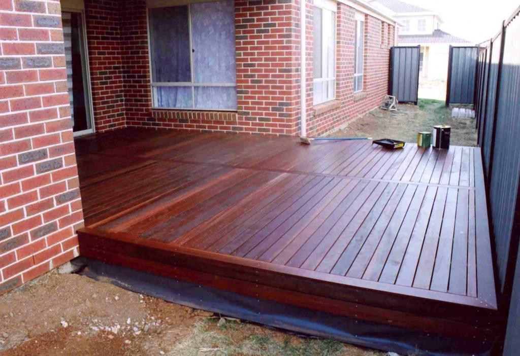 Style Ideas Timber Decks Alfresco Decks Features In
