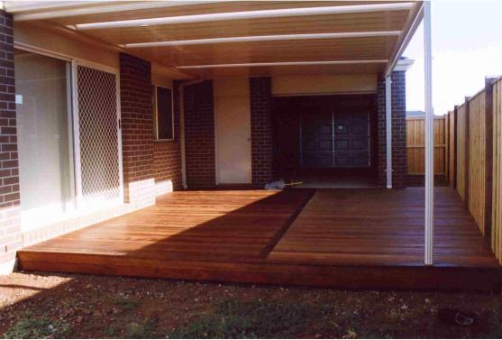 Decks by Features In Timber