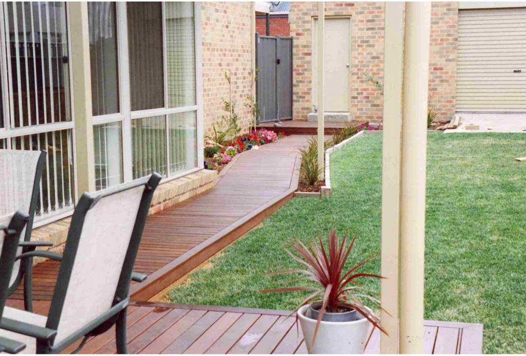Outdoor Living Inspiration Features In Timber