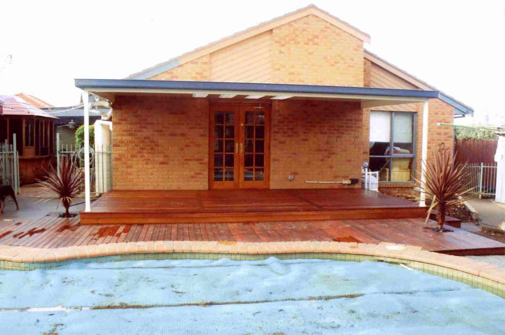 Decking Timber Features Built With Care Pride Western Suburbs Of Melbourne Shayne
