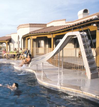 Waterslide Designs by Aqua Action Slides Pty Ltd