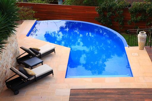 Swimming Pool Designs by Mother Natures Landscapes Pty Ltd