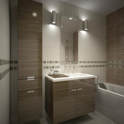 Bathroom design ideas get inspired by photos of for Ensuite lighting ideas