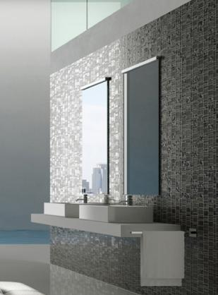 Bathroom Tile Design Ideas by DeLucia Tile Gallery