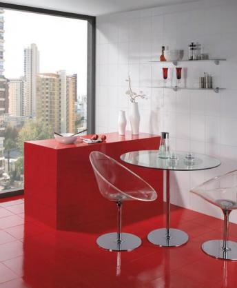 Kitchen Tile Design Ideas by C T M Ceramic Tile Market
