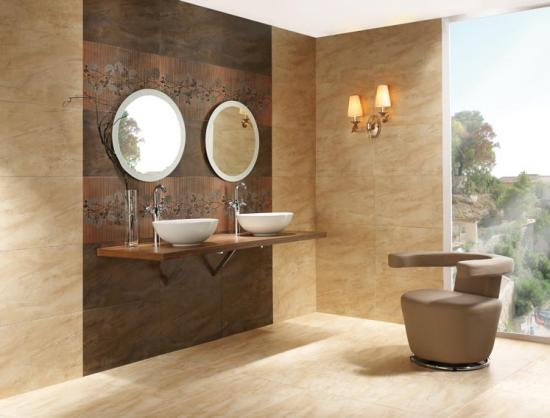 Bathroom Design Ideas by C T M Ceramic Tile Market