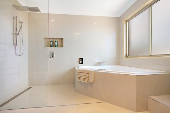 Frameless Shower Screen Designs by Bathrooms Are Us