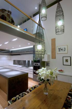 Lighting Design by Niche Design Group Kitchens and Joinery