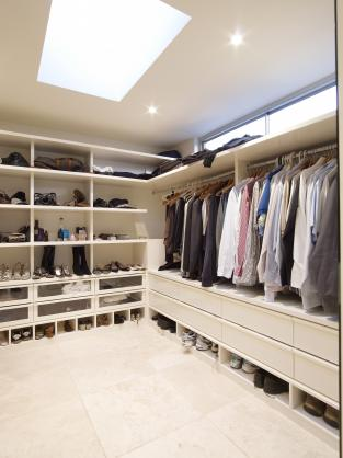 Walk in wardrobes on pictures of ceiling designs