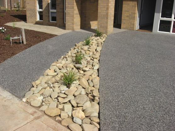 Paving Ideas by Mosaic Landscapes