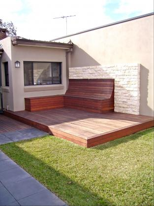 Decks by Growing Well garden design