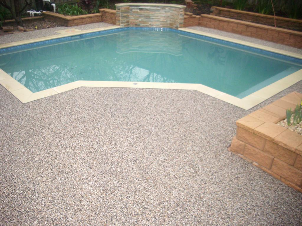 Prestige Pattern Paving Exposed Aggregate Concreting
