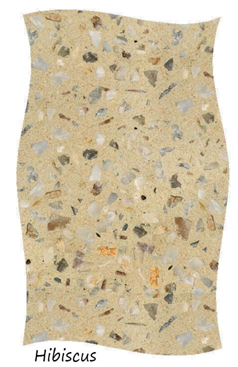 Holcim Exposed Aggregate Colours