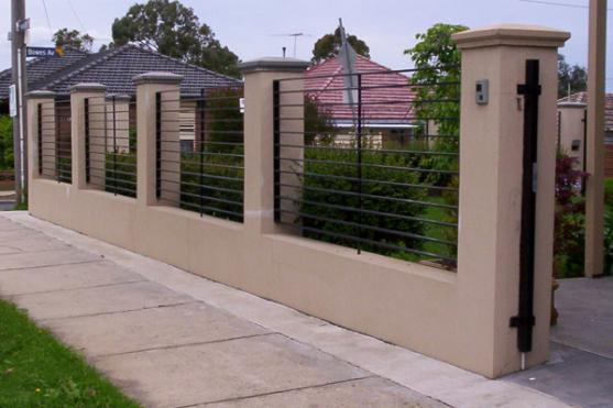 fence designs by stagg industries pty ltd - Fence Design Ideas