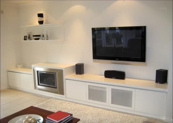 Entertainment Unit Design Ideas by Milan Cabinet Makers PTY LTD
