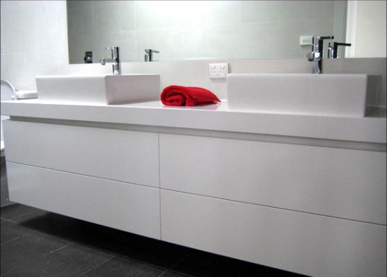 Bathroom Vanity Ideas by Milan Cabinet Makers PTY LTD