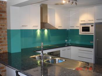 Ideas Painting Kitchen Blue