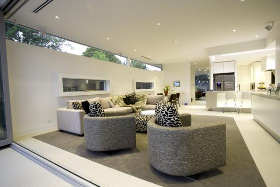 Living Room Ideas by Peter Wright and Associates Pty Ltd Architects