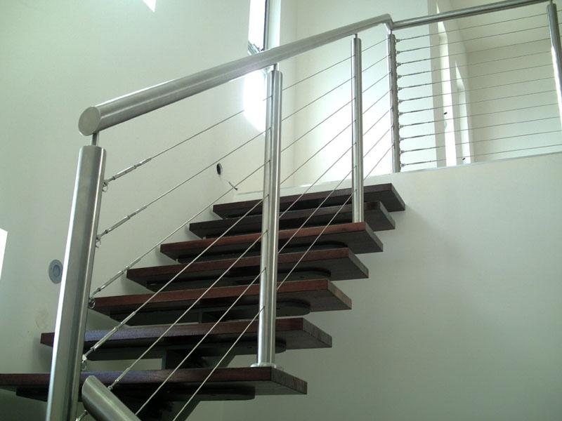 Staircase ideas for your home for Enclosed staircase design