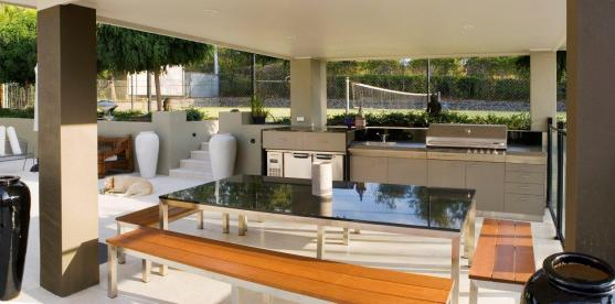 Outdoor Kitchen Ideas by Archertec Interiors Pty Ltd