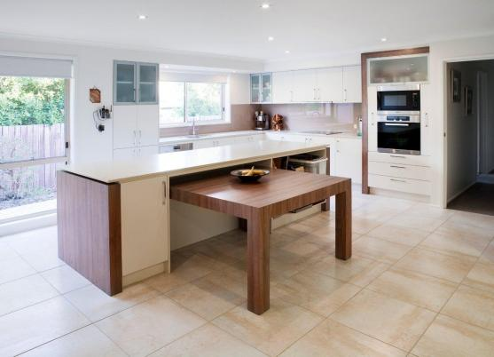 Kitchen Island Design Ideas by Archertec Interiors Pty Ltd