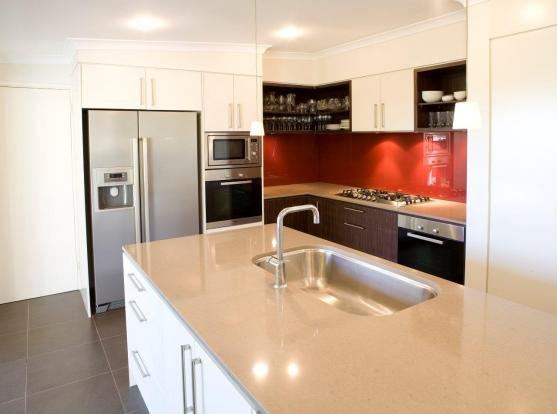 Kitchen Benchtop Ideas by Archertec Interiors Pty Ltd