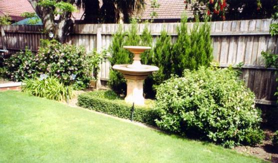 Get inspired by photos of water features from australian for Adelaide innovative landscaping