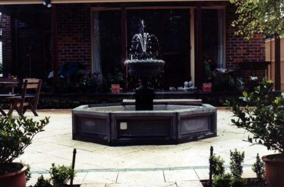 Water Feature Ideas by Bott Landscapes
