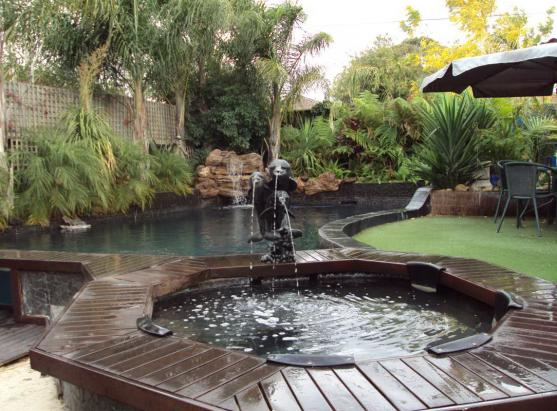 Plunge pool design ideas get inspired by photos of for Pool design ideas australia