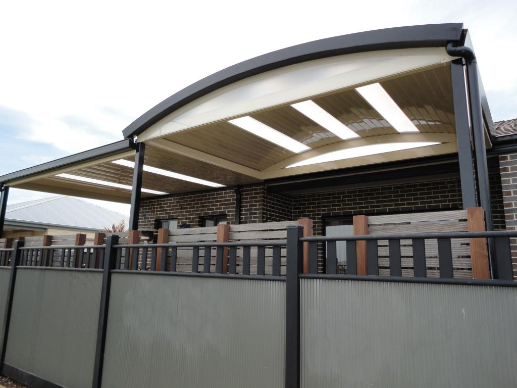 For Life Patios Pergola Verandah Specialists Northern and  #5F4D38