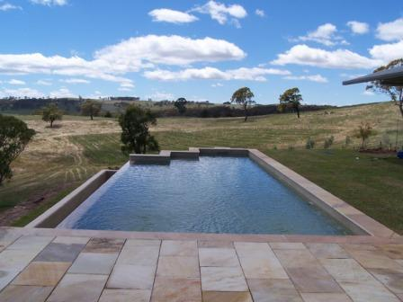 Lap Pool Designs by Better Pools & Spas