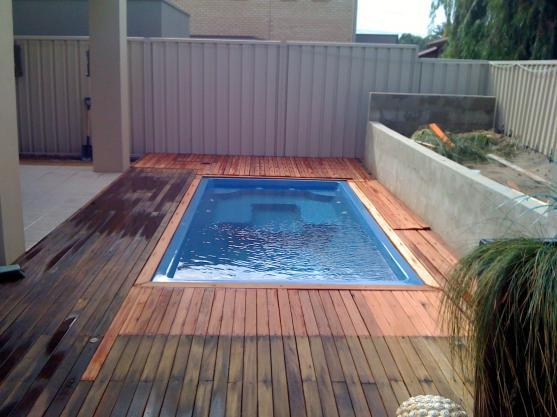 Endless pool cost uk id e inspirante pour for Plunge pool design uk
