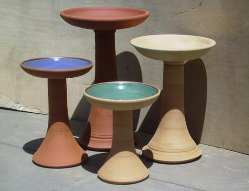 Bird Bath Design Ideas by Bennetts Magill Pottery Pty Ltd
