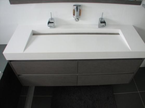 Bathroom Basin Ideas by Custom Designed Kitchens