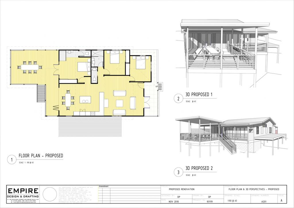 Renovation Plans 1 Before After Galleries Empire Design Draf